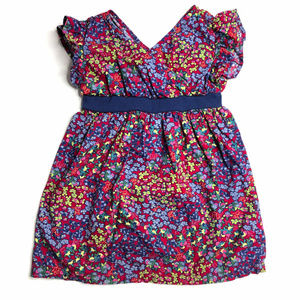 Tea Collection Girls 3 Floral Dress